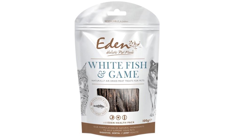 Eden White Fish & Game - Hunde og katte godbid
