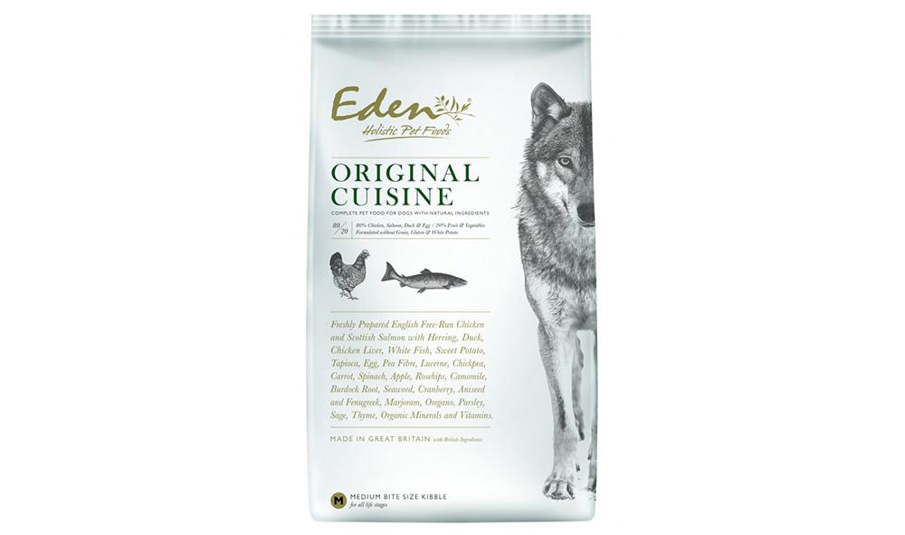 Eden 80/20 Original Cuisine - Hvalp og voksen foder