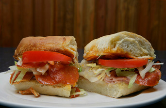 Our Famous Subs! Pegtown Station