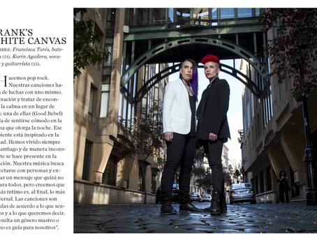 [Entrevista] Revista YA, Diario el Mercurio.