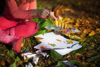 Fall Nature Art