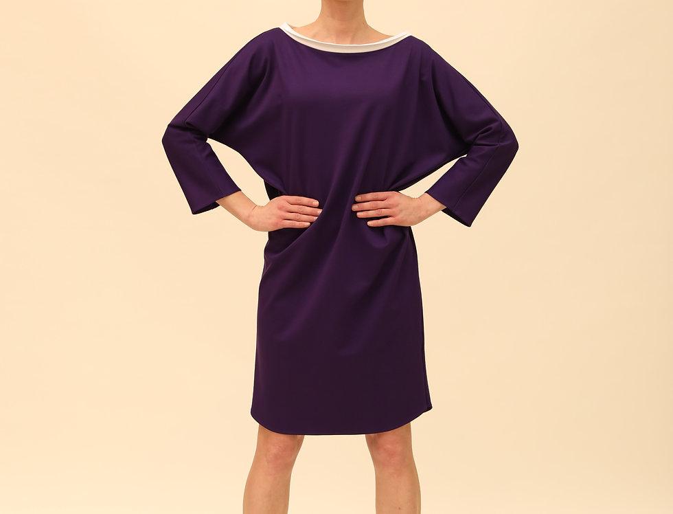 Kleid Boxi purple