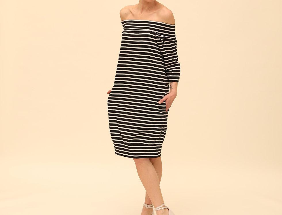 Kleid Minouche stripes