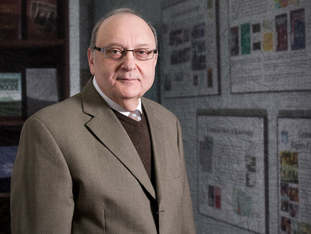 Executive Director of the Zoryan Institute Recognized for Contributions to Armenian Genocide Scholar