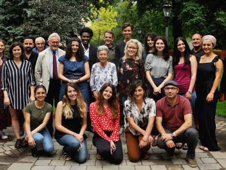 (The Emotional Toll of) Studying Genocide: The Zoryan Institute Creates a Space for Open Dialogue Am