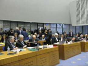 European Court of Human Rights Grand Chamber hears Perincek v. Switzerland case