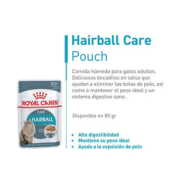 Hairball Care Pouch