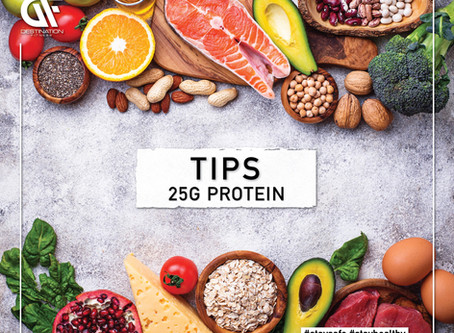 25g Protein Foods