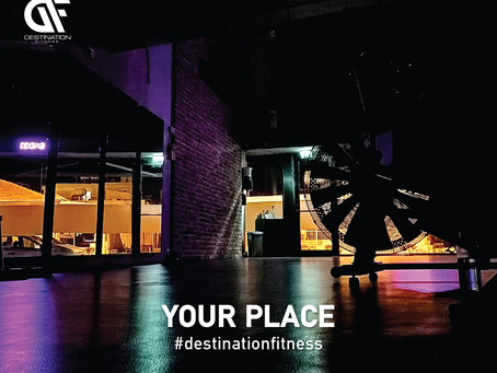 YOUR PLACE!