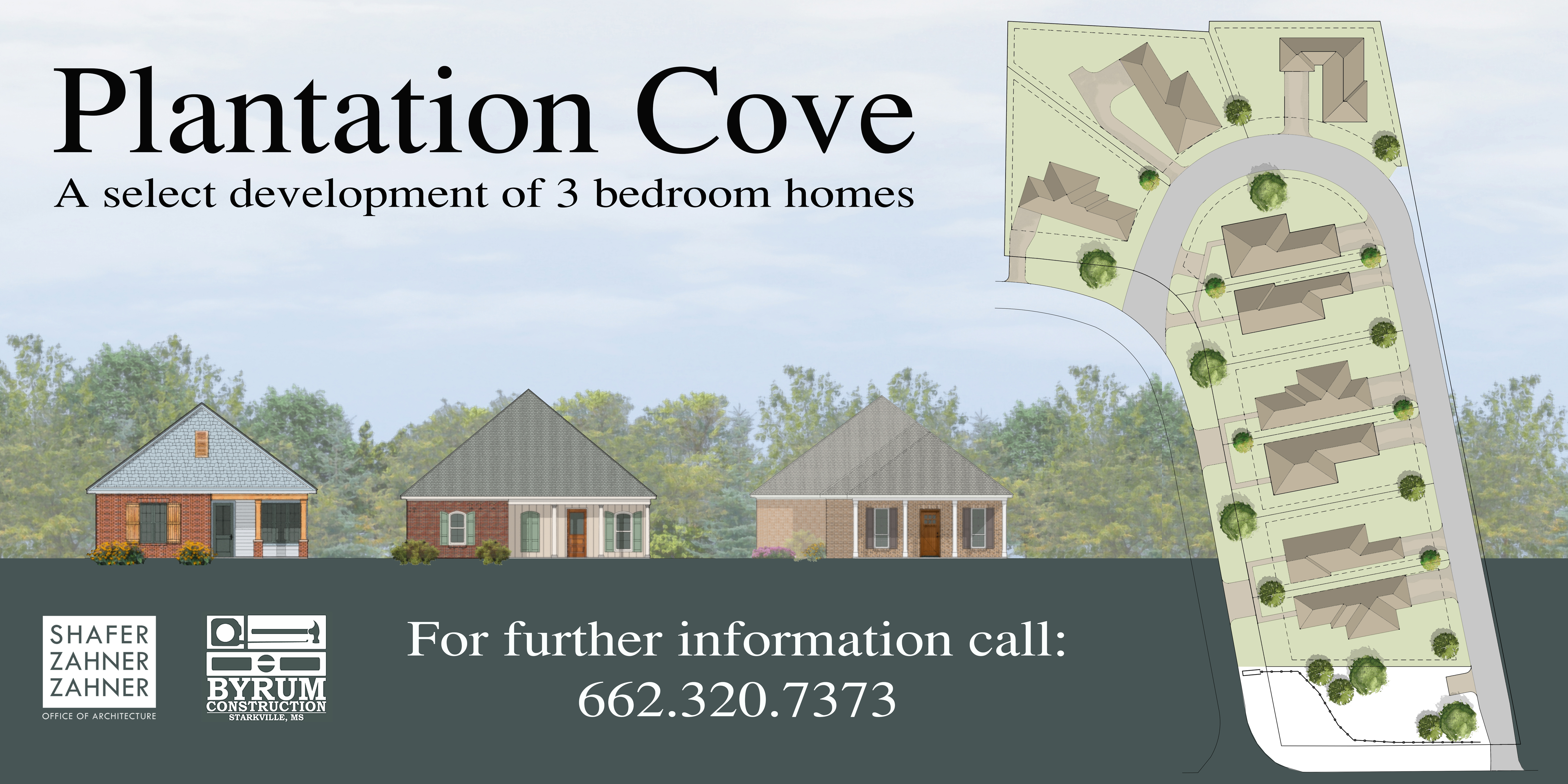 PLANTATION COVE HOMES