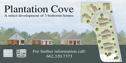 PLANTATION COVE HOMES