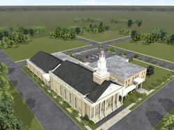 FIRST BAPTIST CHURCH GREENWOOD