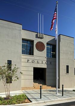 STARKVILLE POLICE DEPARTMENT
