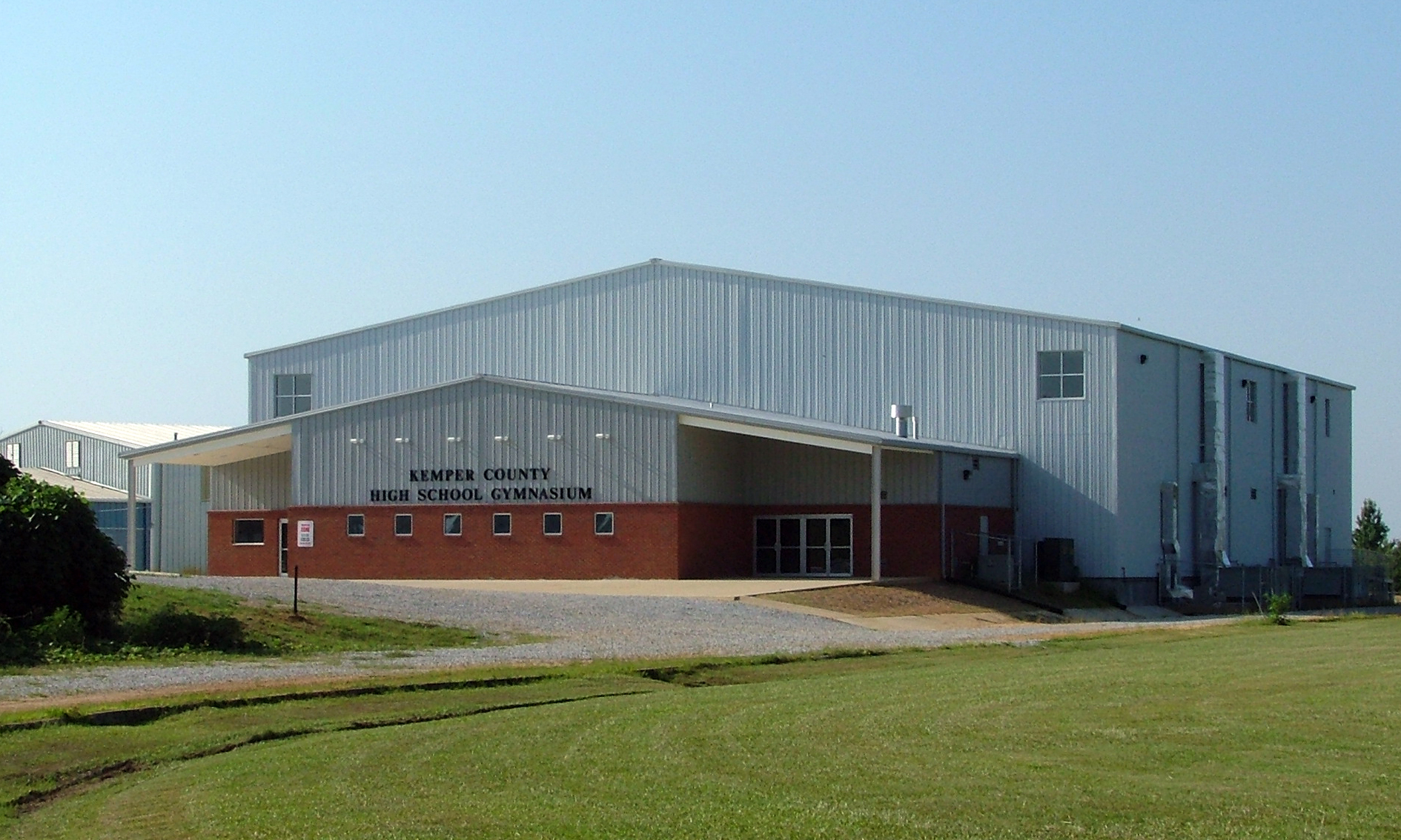 KEMPER COUNTY HIGH SCHOOL GYMNym 002