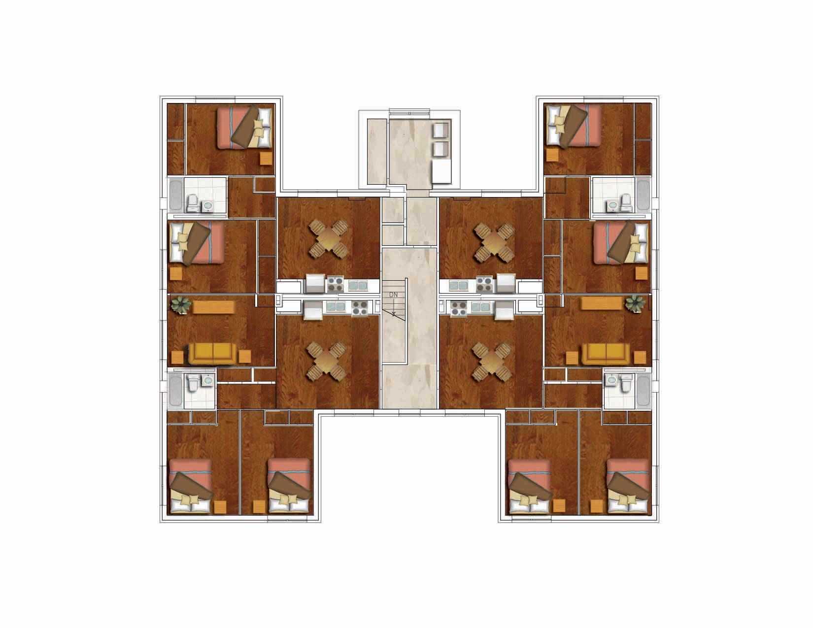 DSU CASSITY HALL RENOVATION