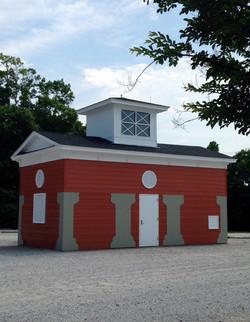 MSU PUMP HOUSE