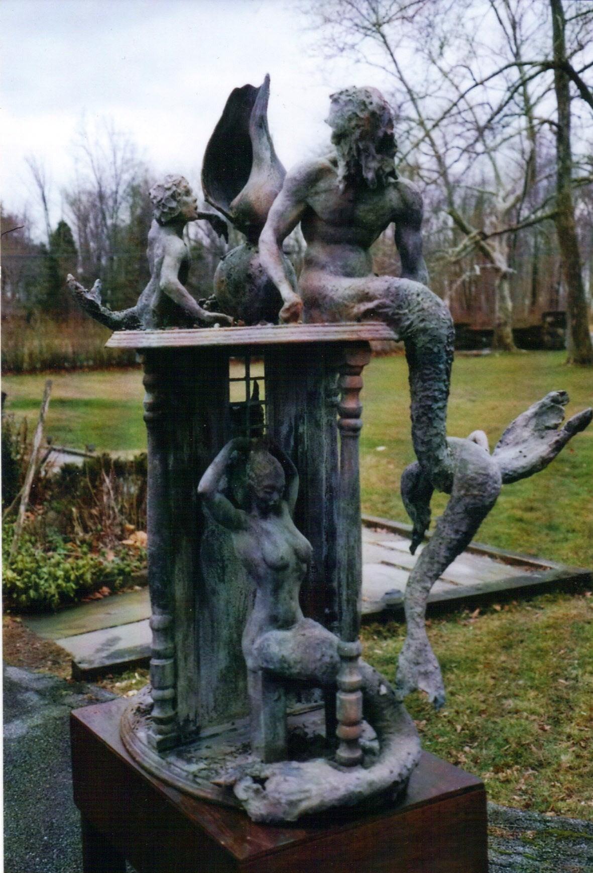Mermaid Temple