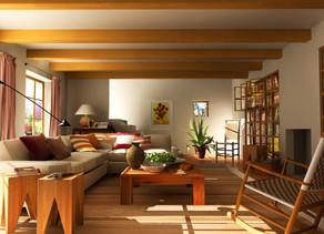 พื้นไม้เหมาะกับห้องแบบไหนในบ้าน ?
