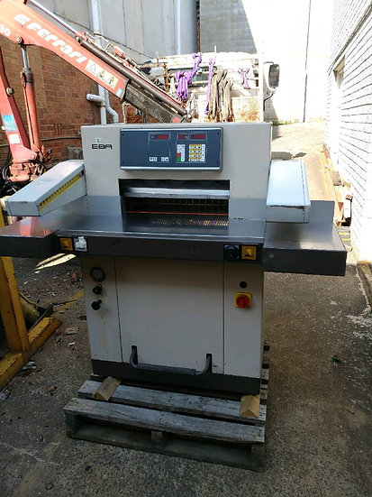 EBA guillotine 550