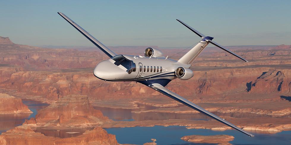 Valdecott Aviation | CJ-3 | Bromma to Zurich