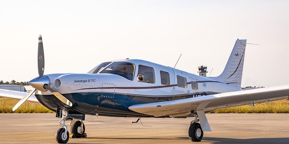 Valdecott Aviation | PA32 | Alpine Voyage