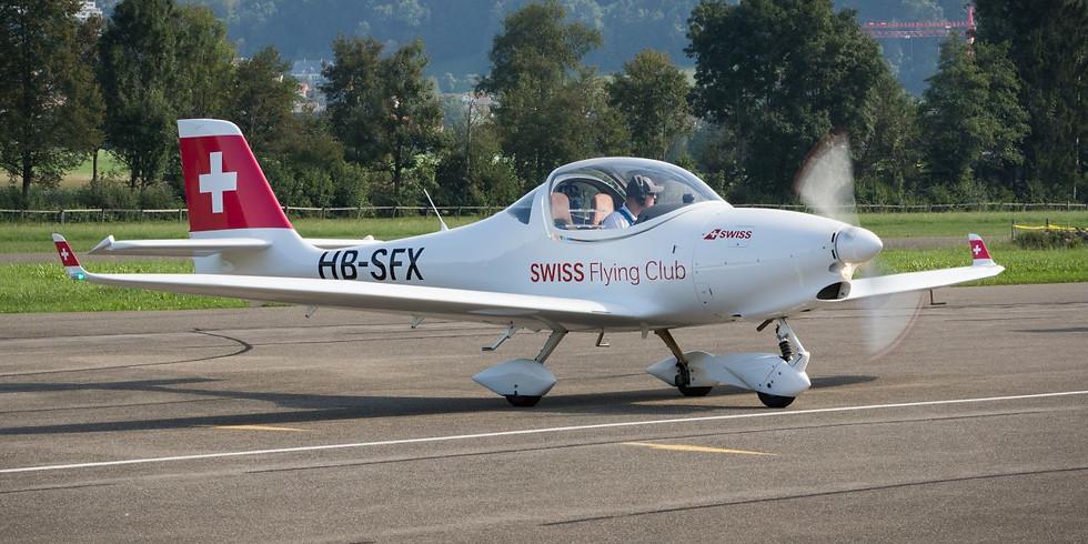 Valdecott Aviation   A210   Alpine Scenic Flight