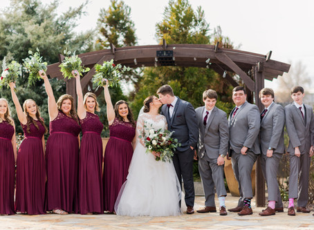 5 Things You Should Trust Your Wedding Photographer With / Jonesboro, AR Wedding Photographer