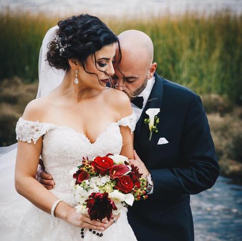 Wedding Makeup in providence Rhode Island done by Jennifer Dupre Artistry