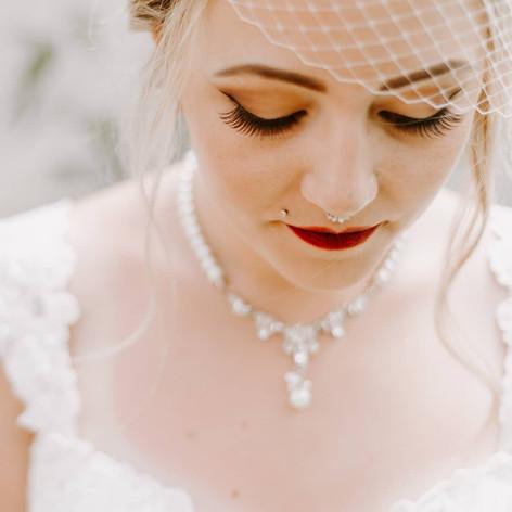 Wedding in East Greenwich Rhode Island done by Jennifer Dupre Artistry