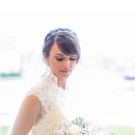 wedding makeup newport rhode island done by Jennifer Dupre Artistry