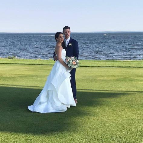 wedding makeup Johnston Rhode Island by makeup artist Jennifer Dupre Artistry