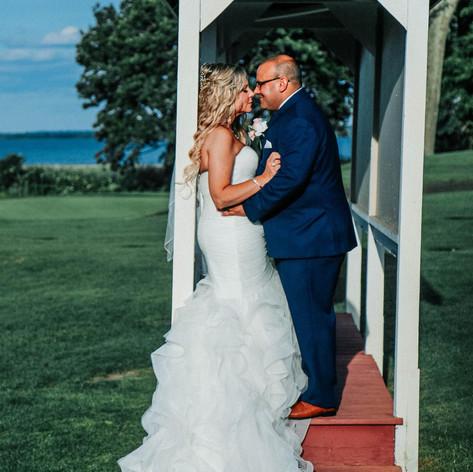 Wedding Makeup North Kingston Rhode Island done by makeup artist Jennifer Dupre Artistry