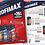 Thumbnail: Atlas Rolo Antigotas Profimax Alto rendimento + Suporte Gaiola