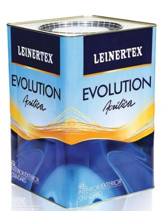 Leinertex Tinta Semi Brilho Evolution Standart 18 LT