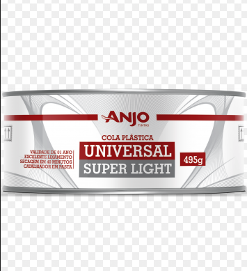 Cola Plástica Universal Super Light 495 g