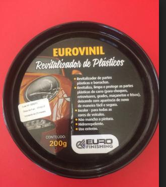 Revitalizador de Plástico Euro