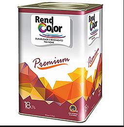 Rend Color Premium Semi Brilho Areia 18 L