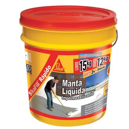 SikaFill® Rápido Manta Liquida