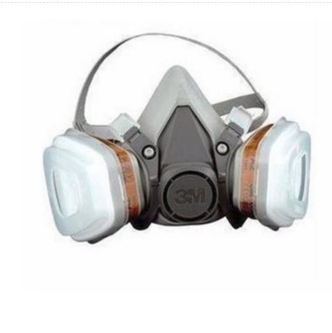 Respirador Para Pintura 6000 Kit c/ Filtros completo 3M