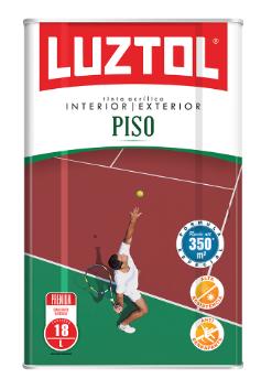 Luztol Tinta Piso 18 LT