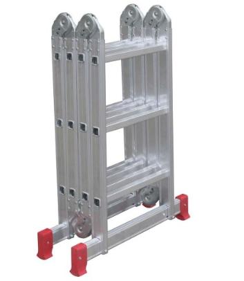 Escada Aluminio 13 EM 1 Articulada 3X4