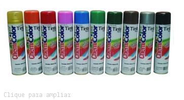 Spray Uso Geral 400 ml Cores Lisas Unid