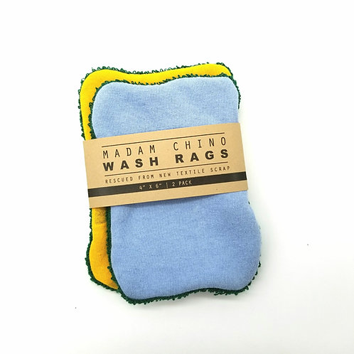 WASH RAGS