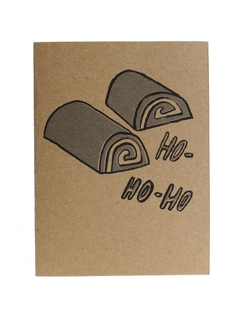HO-HO-HO // CARD