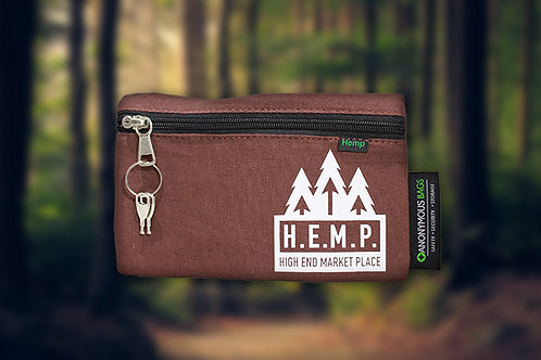 Small Lockable Smell-Proof H.E.M.P. Bags