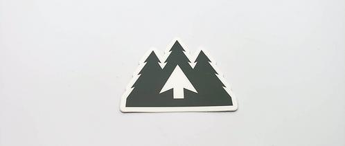Vinyl Sticker Small