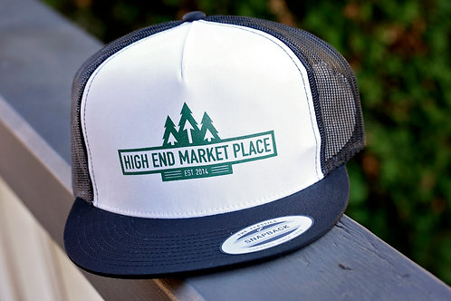 Classic High End Market Place snapback