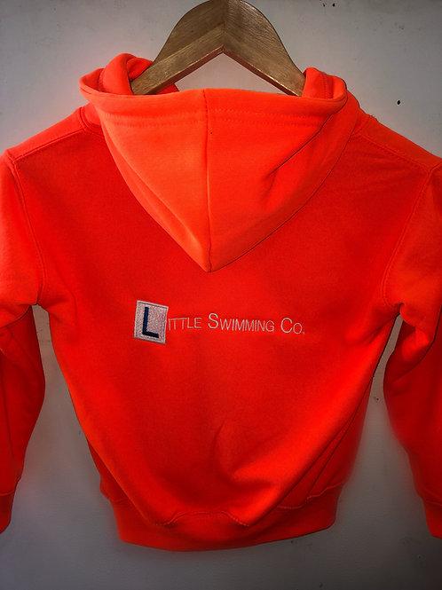 Little Swimming Company Hooded Sweatshirt
