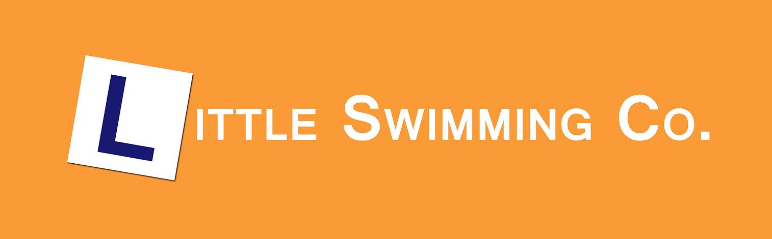 Little Swimming Company Logo