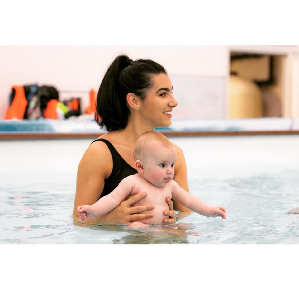 Mini Swimming Co. Lesson 0-6 Month